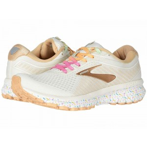 Brooks Ghost 12 Vanilla Sprinkles/White - Sale