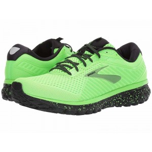 Brooks Ghost 12 Green Gecko/Black - Sale