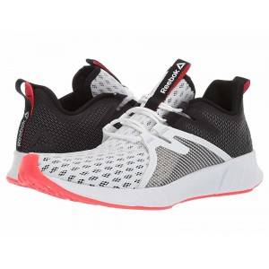 Reebok Fusium Run 2.0 White/Black/Neon Red - Sale