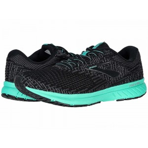 Brooks Revel 3 Black/Blackened Pearl/Arcadia - Sale