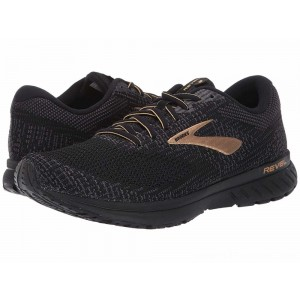 Brooks Revel 3 Black/Ebony/Gold - Sale