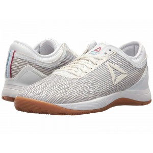 Reebok CrossFit® Nano 8.0 White/Classic White/Excellent Red/Blue/Gum - Sale