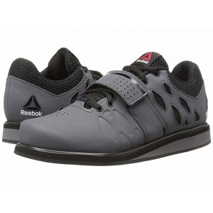 Reebok Lifter PR Ash Grey/Black/White - Sale