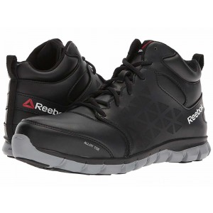 Reebok Work Sublite Cushion Work Mid EH Black - Sale