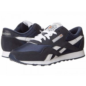 Reebok Lifestyle Classic Nylon W Team Navy/Platinum - Sale