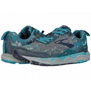 Brooks Caldera 3 Blue/Grey/Navy - Sale