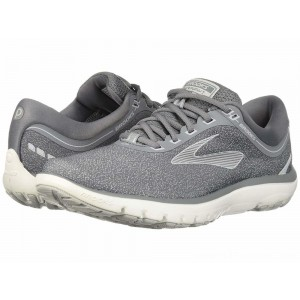 Brooks PureFlow 7 Grey/Microchip/White - Sale