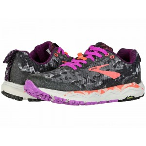 Brooks Caldera 3 Black/Purple/Coral - Sale