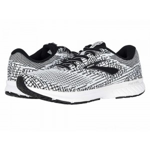 Brooks Revel 3 White/Black - Sale