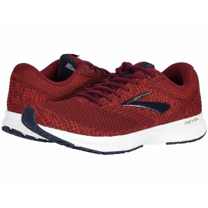 Brooks Revel 3 Red/Biking Red/Peacoat - Sale