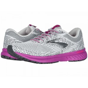 Brooks Revel 3 Grey/Primer/Hollyhock - Sale