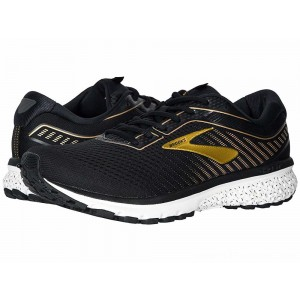Brooks Zappos 20th x Ghost 12 Black/Gold - Sale