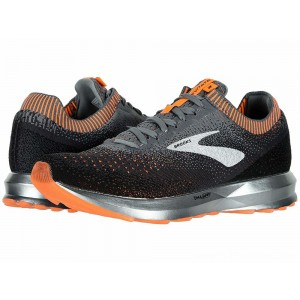Brooks Levitate 2 Grey/Black/Orange - Sale