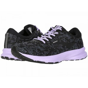 Brooks Launch 6 Ebony/Black/Purple Rose - Sale