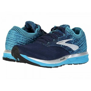 Brooks Ricochet Navy/Blue/White - Sale