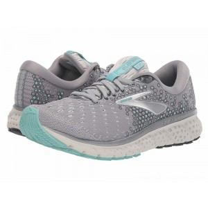 Brooks Glycerin 17 Grey/Aqua/Ebony - Sale