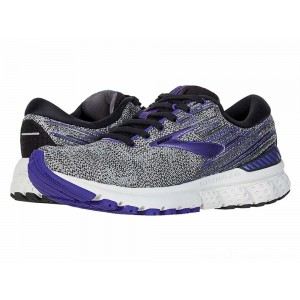 Brooks Adrenaline GTS 19 Black/Purple/Grey - Sale