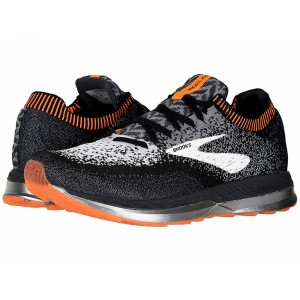 Brooks Bedlam Black/Grey/Orange - Sale