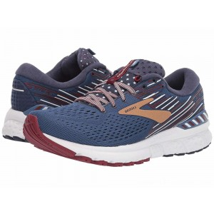 Brooks Adrenaline GTS 19 Blue/Red/White - Sale