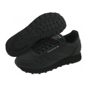 Reebok Lifestyle Classic Leather Black - Sale