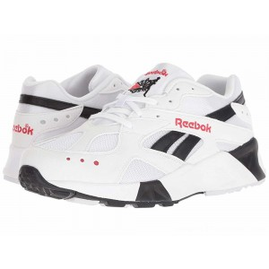 Reebok Lifestyle Aztrek White/Black/Red - Sale