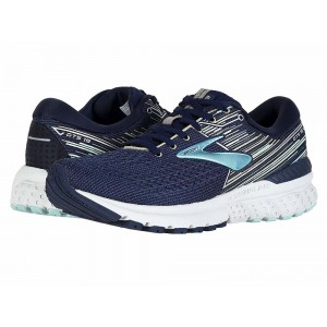 Brooks Adrenaline GTS 19 Navy/Aqua/Tan - Sale
