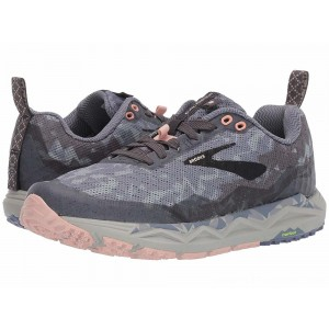 Brooks Caldera 3 Grey/Pale Peach/Pearl - Sale
