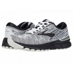 Brooks Adrenaline GTS 19 White/Black/Grey - Sale