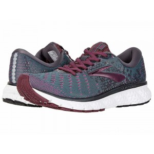 Brooks Glycerin 17 Ebony/Wild Aster/Fig - Sale