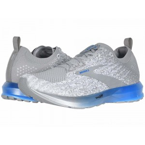 Brooks Levitate 3 White/Grey/Blue - Sale