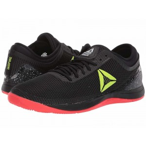 Reebok CrossFit® Nano 8.0 Black/Neon Red/neon Lime/White - Sale