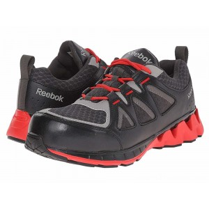 Reebok Work Zigkick Work Black/Red - Sale