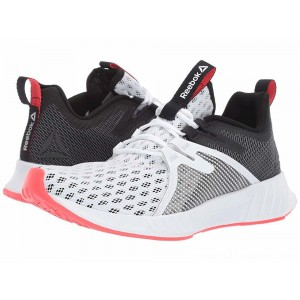 Reebok Fusium Run 2.0 White/Black/Neon Red/Silver - Sale
