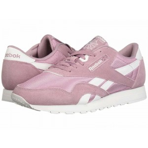 Reebok Lifestyle Classic Nylon Infused Lilac/White - Sale