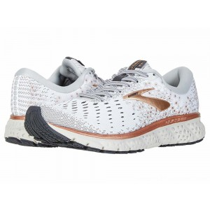 Brooks Glycerin 17 White/Copper/Grey - Sale