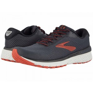 Brooks Adrenaline GTS 20 Black/Ebony/Ketchup - Sale