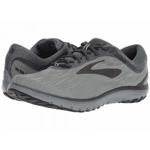 Brooks PureFlow 7 Grey/Grey/Black - Sale