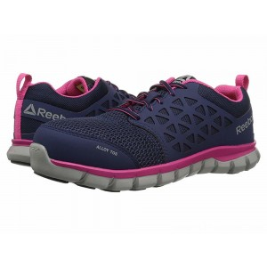 Reebok Work Sublite Cushion Work Navy/Pink - Sale