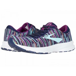 Brooks Launch 6 Navy/Light Blue/Charisma - Sale