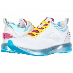 Brooks Levitate 2 White/Blue/Pink - Sale