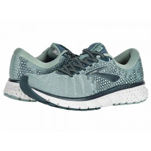 Brooks Glycerin 17 Feldspar/Aqua Foam/Grey - Sale