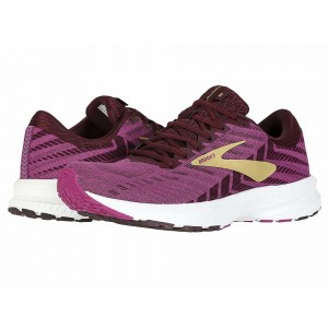Brooks Launch 6 Aster/Fig/Gold - Sale