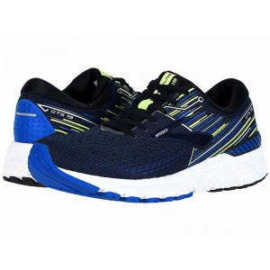 Brooks Adrenaline GTS 19 Black/Blue/Nightlife - Sale