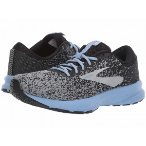 Brooks Launch 6 Black/Primer/Bel Air Blue - Sale