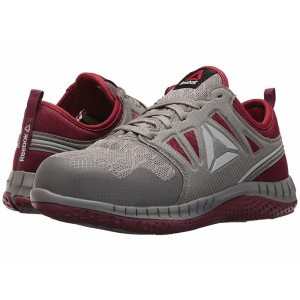 Reebok Work Zprint Work Grey/Burgundy - Sale
