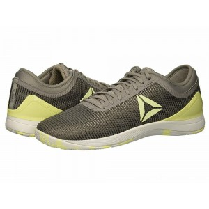 Reebok CrossFit® Nano 8.0 Tin Grey/Shark/Lemon Zest/Ash Grey/White - Sale