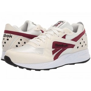 Reebok Lifestyle Pyro Chalk/Collegiate Burgundy/Black/White - Sale