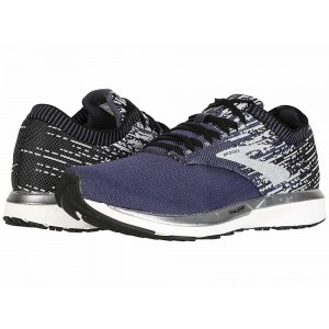 Brooks Ricochet Greystone/Grey/Navy - Sale