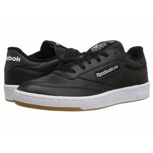 Reebok Lifestyle Club C 85 Int/Black/White/Gum - Sale