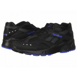 Reebok Lifestyle Aztrek Black/White/Crushed Cobalt/Blue Hills - Sale